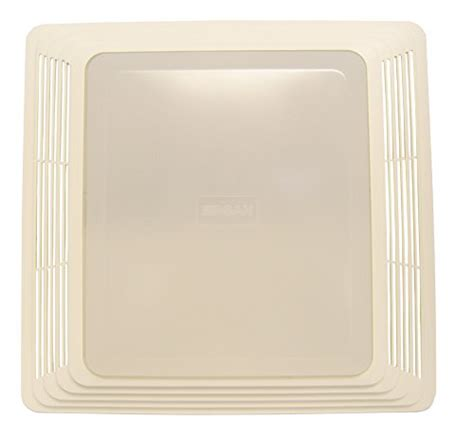 broan bathroom fan cover replacement broan s97014094 bathroom fan cover grille and lens new ebay