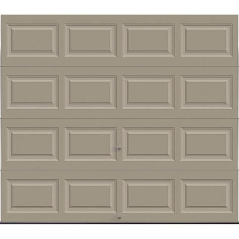 Garage Doors At Home Depot by Clopay Premium Series 16 Ft X 7 Ft 12 9 R Value