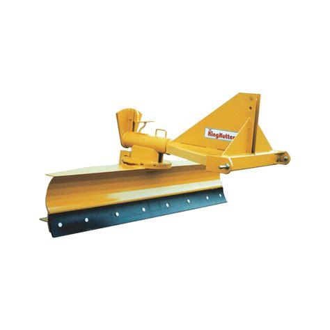 cing equipment sale king kutter heavy duty rear blade 96in model hd rb 96