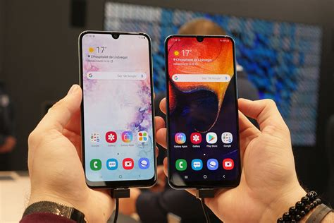 Samsung Galaxy A50 Verizon by The Samsung Galaxy A40 Could Launch Soon To Take On The Moto G7 Phonearena
