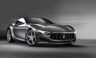Picture Of Maserati The Maserati Alfieri Concept My Car Heaven