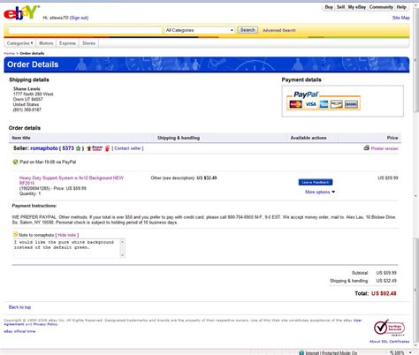 ebay receipt template ebay images of wallpaper wallpapersafari