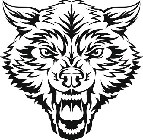 wolf and tribal tattoo mind blowing tribal wolf tattoos that are more than just