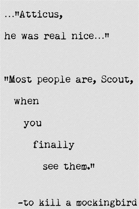 theme of stereotypes in to kill a mockingbird atticus quotes quotesgram