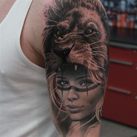 imagenes de leones tatoo los tatuajes de leones m 225 s esperados para este verano