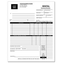 equipment invoice template rental invoice free house rental invoice click on the