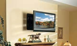 How To Install A Wall Mount Tv Bracket Flat Screen Mount