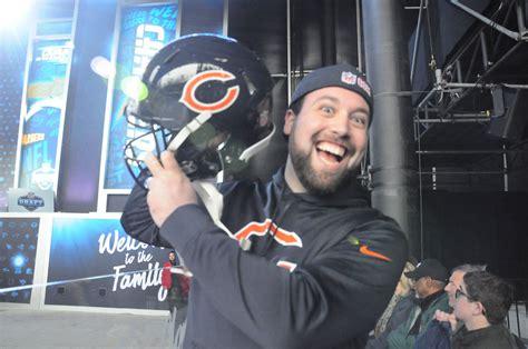 chicago bears fan site bears fan medill reports chicago