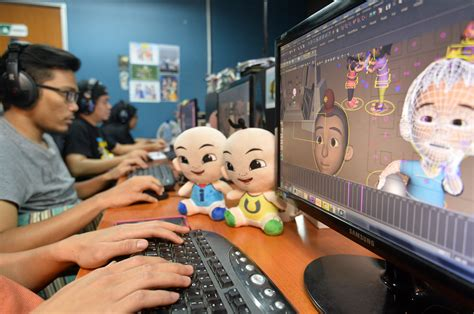 upin ipin the movie les copaque production sdn bhd malaysian content creators are levelling up r age r age
