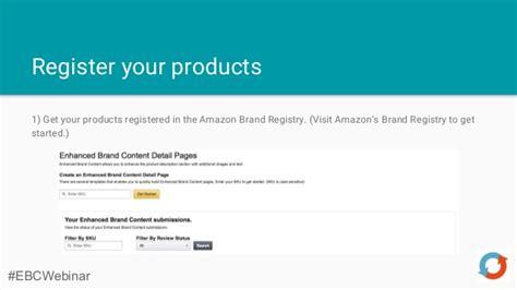 Maximizing Traffic Conversions Sales Investing In Amazon S Enhanc Enhanced Brand Content Templates
