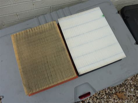what s the difference between your air filter and cabin filter
