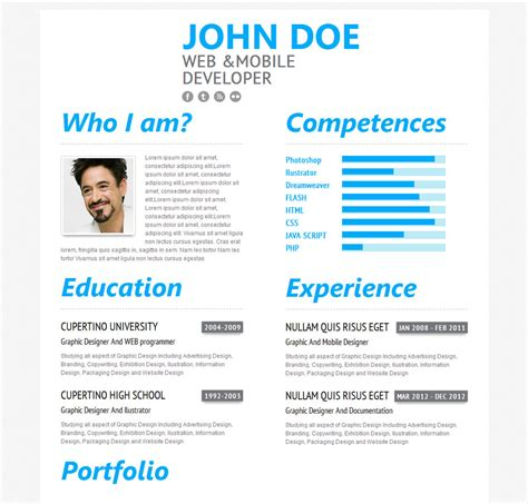 professional curriculum vitae templates procv professional cv template by codegrape on deviantart
