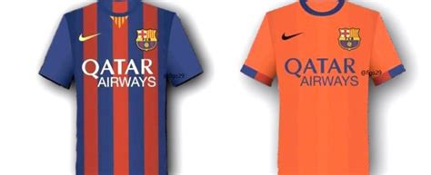 Jersey Original Fc Barcelona Home Season 20152017 image gallery jersey 2014 barcelona