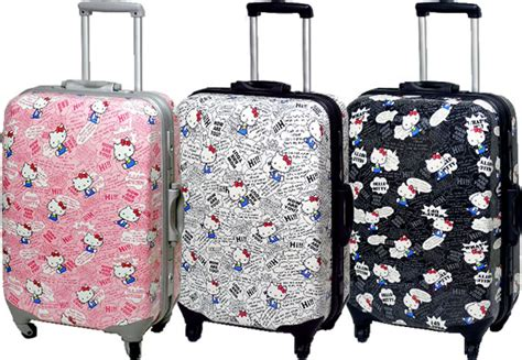 kitty luggage  kitty hell