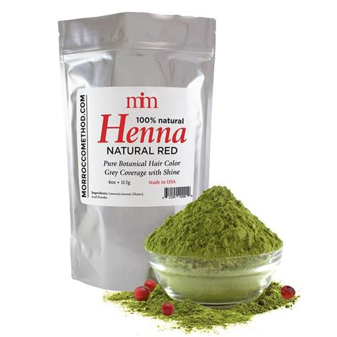 Morrocco Method Zen Detox by 1000 Ideas About Henna Hair Dyes On Henna