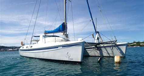 catamaran outremer 45 for sale 2001 outremer 45 sail boat for sale www yachtworld