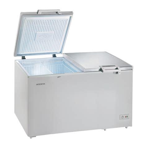 Freezer Modena Md 20w harga modena chest freezer md 20 w pricenia