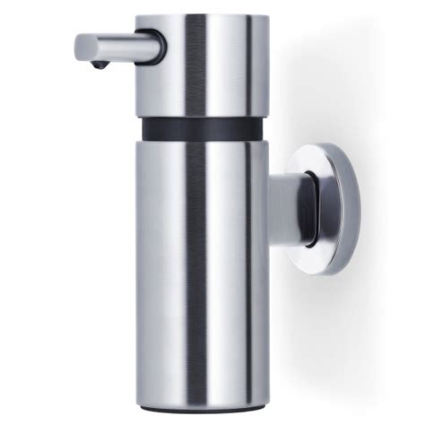 bathroom soap dispensers wall mounted blomus areo wall mounted soap dispenser zuri furniture
