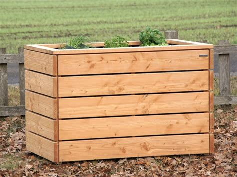 Hochbeet Aus Holz Bauanleitung 3259 by Hochbeet In Vielen Gr 246 223 En Heimisches Holz Made In Germany