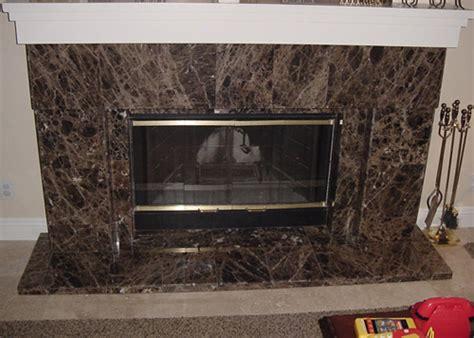 Black Granite Tiles For Fireplace by Black Marble Tile Fireplace Awesome Slate Tile Fireplace