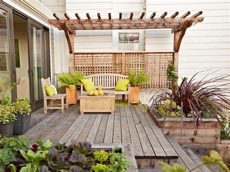 Design Ideas for Deck Planter Boxes   DIY