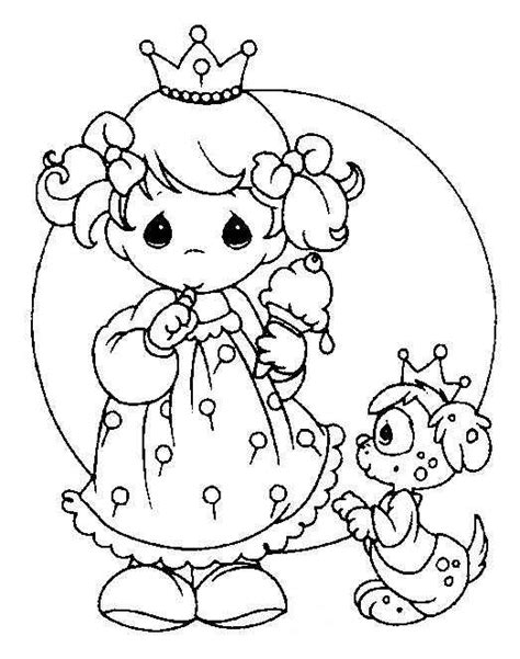 Precious Moments Baby Coloring Pages Free Free Coloring Pages Of Baby Precious Moments
