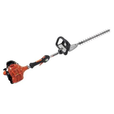 echo 20 in 21 2 cc gas hedge trimmer shc 225s the home