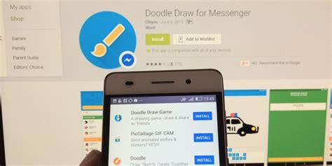 doodle draw on messenger provoacă ţi prietenii să jucaţi primul joc pe