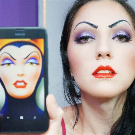 makeup tutorial evil queen you snow white evil queen makeup makeup vidalondon