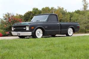 purchase new 1969 chevrolet c10 bagged 350 custom rat