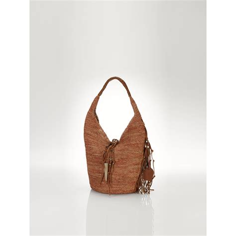 Slingbagsling Bag Lipat Polos lyst polo ralph straw sling bag in brown