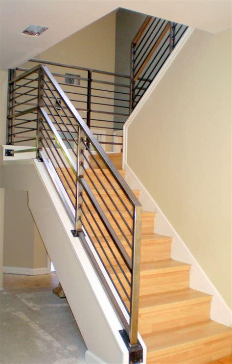 barandillas modernas para escaleras escaleras modernas de interior c 243 mo elegir las