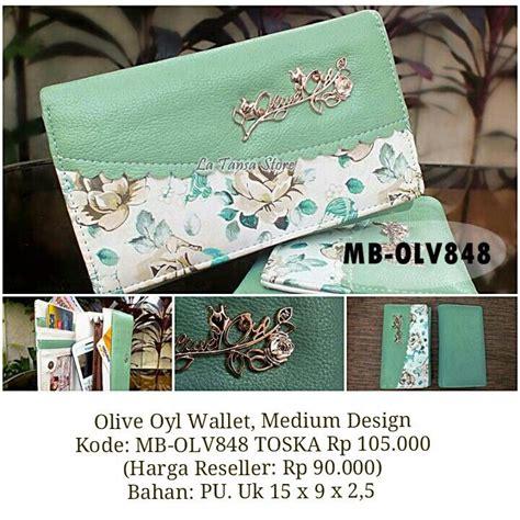 Tas Olive Oyl olive oyl wallet medium design kode mb olv848 harga rp 105 000 harga reseller rp 90 000