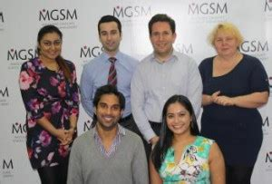 Mgsm Mba by Mgsm Students Visit World S Largest Equity Markets Mba