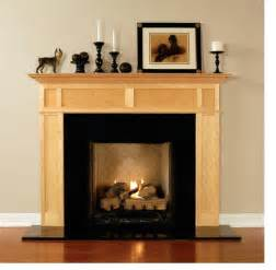 chestnut wooden mantel for fireplace covering