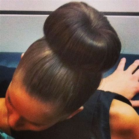 pixie cut faux bun hair trends wore my hair like this today so cute and