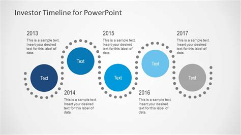 Best Infographic Resume Templates by Investor Timeline Slides For Powerpoint Slidemodel