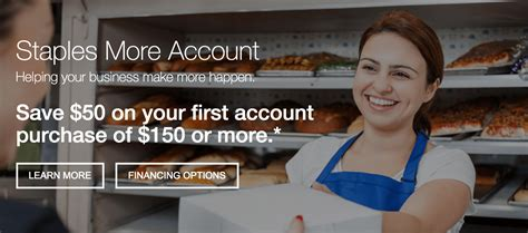 Pay Staples Business Credit Card