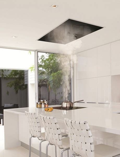 Recessed Cooktop Remodeling 101 Ceiling Mounted Recessed Kitchen Vents