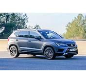 New SEAT Ateca Cupra Hot 300bhp Small SUV Spied Testing  Auto