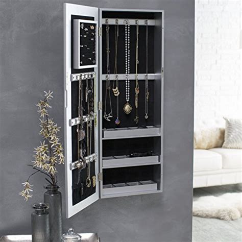 Belham Jewelry Armoire by Belham Jewelry Armoire Linon Home Decor Jewelry