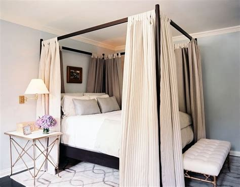 four poster bed canopy curtains 23 best images about home canopy options for four poster