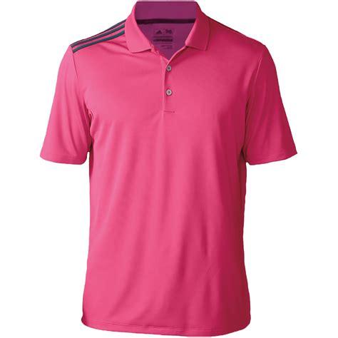 7 Golf Shirts For by 2016 Adidas Mens Climacool 3 Stripes Golf Polo Shirt Ebay