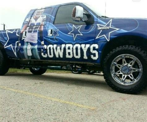 Dallas Truck Lawyer 5 by 82 Cowboys How Bout Them Dallas Cowboys Baby