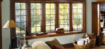 Anderson Bow Windows Bay Bow Windows Renewal By Andersen