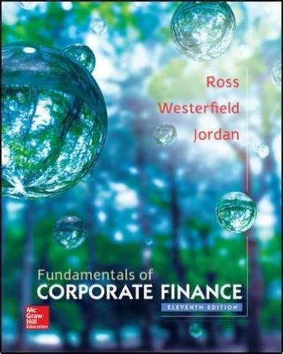 Pdf Mcgraw Hill Personal Finance 11 Edition by Fundamentals Of Corporate Finance Ross Westerfield