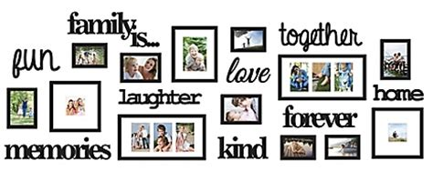 collage sets page2 22 family tree wall photo frame set picture collage