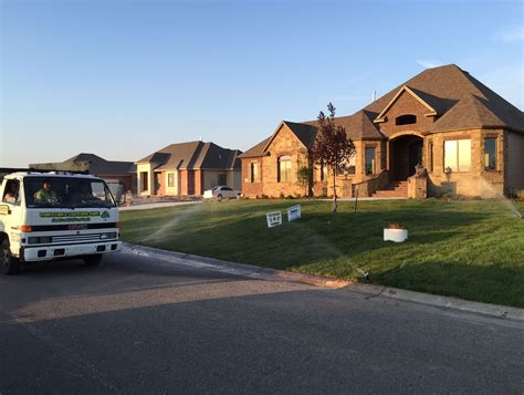 landscaping wichita ks new home landscaping lawn and landscaping services
