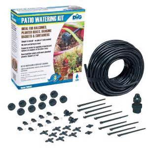home depot drip irrigation dig patio drip irrigation kit fm01as the home depot