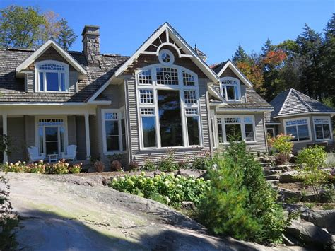 Muskoka Cottages by Muskoka Homes Design Home Design And Style